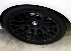 Черные диски BMW