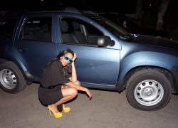 Стандартные колеса Renault Duster