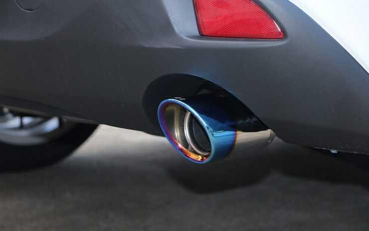 Глушитель авто