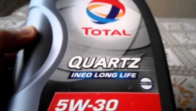 Total Quartz 5W30