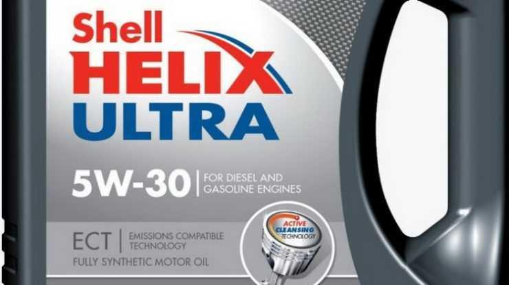 Shell Helix Ultra 5W30
