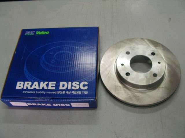 Тормозной диск Valeo