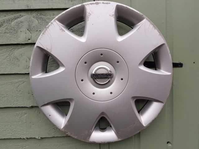 Колпаки на колеса для Nissan Almera R15