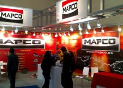 Выставка Mapco
