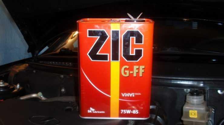 ZIC GFF масло