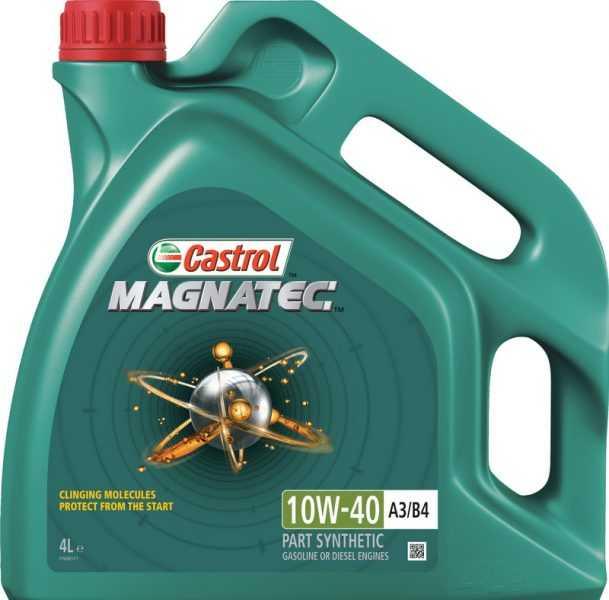 Castrol Magnatec 10W-40