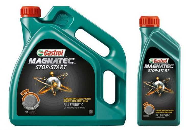 Castrol Magnatec 5W30