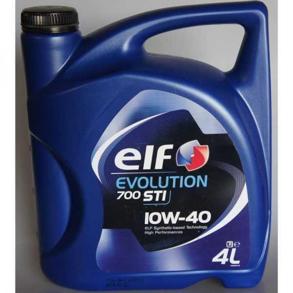 Elf Evolution 10W-40