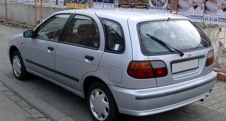 Nissan Almera универсал