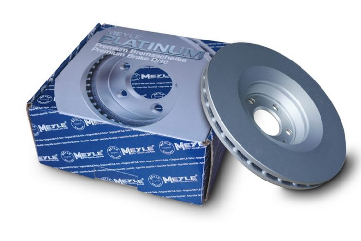 Тормозные диски Meyle