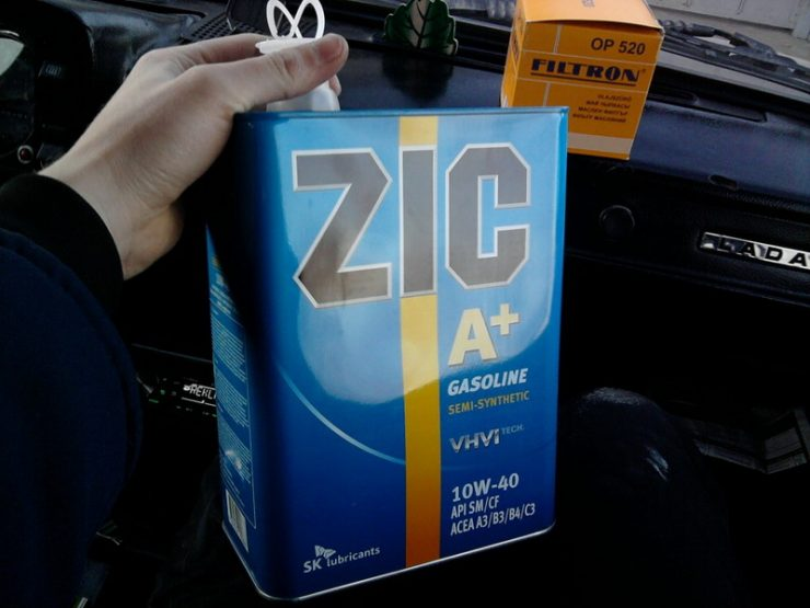 ZIC 10W-40