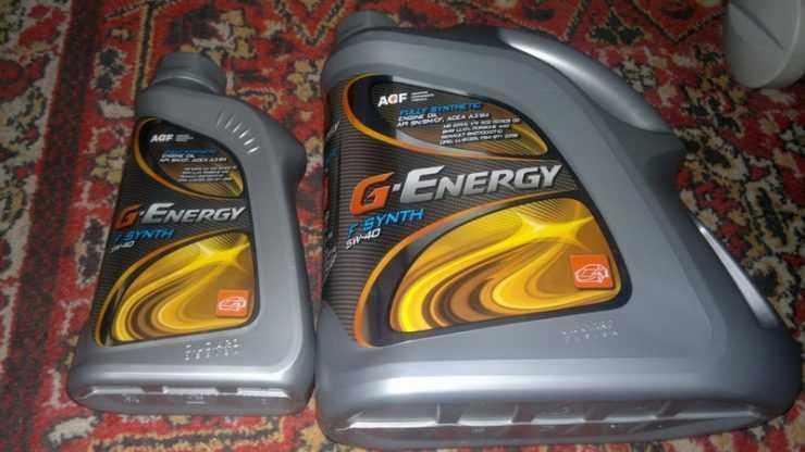 G-Energy 5W40