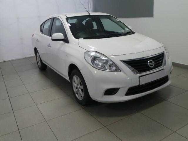 Nissan Almera на СТО