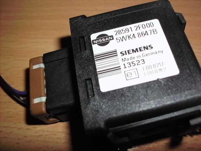 Иммобилайзер для Nissan Almera