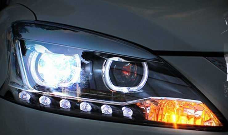 Светодиодная оптика Nissan Almera