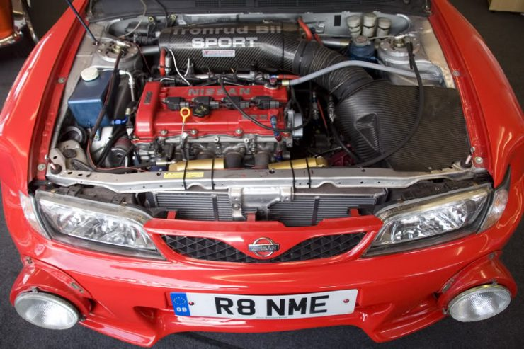 Тюнинг двигателя Nissan Almera N15