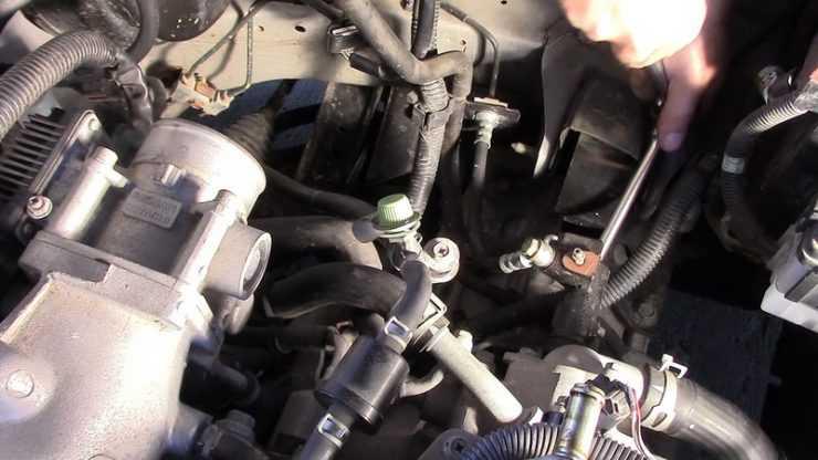 Замена сцепления на Nissan Almera