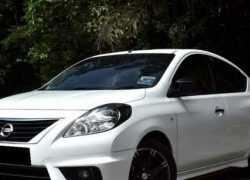 Nissan Almera 2014