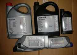 Замена антифриза Nissan Almera