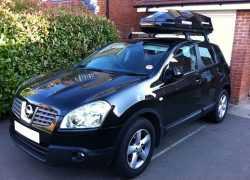 Багажник на крышу для Nissan Qashqai