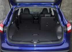 Объем багажника Ниссан Кашкай