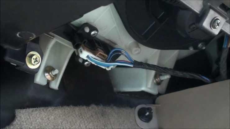 Ремонт системы обогрева на Nissan Almera