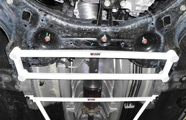 Тюнинг подвески Nissan Almera