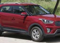 Фотография нового Hyundai Creta