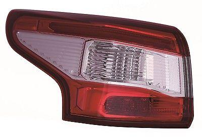 Зданий фонарь Nissan Qashqai фото