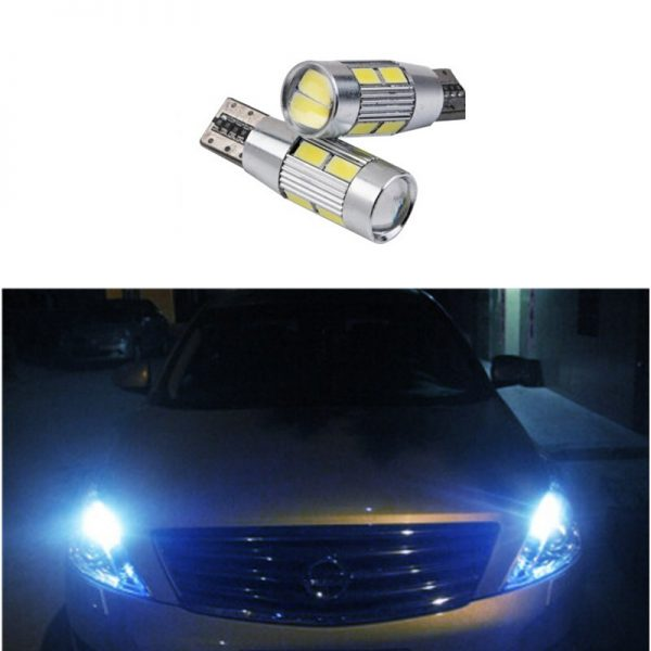 Замена ламп в передних фарах Nissan Qashqai