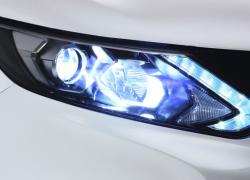Особенности передней оптики на Nissan Qashqai