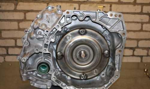 Демонтированный вариатор с автомобиля Nissan Qashqai