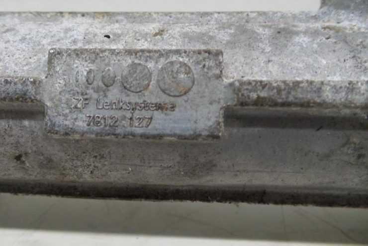 Номер детали рулевой рейки Nissan