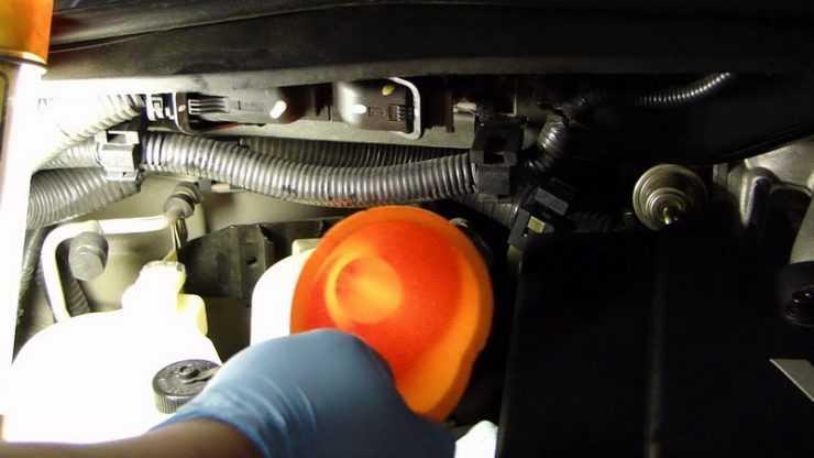 Восстановление работы гидроусилителя на Nissan Qashqai